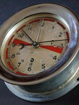 CHELSEA Radio Room clock