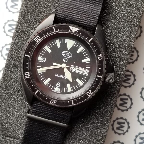CWC SBS DIVER WATCH