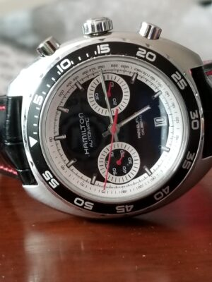 Hamilton Pan Europ Chronograph