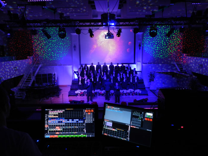 Covenant Church Charlottesville- Audio Visual Lighting Overhaul
