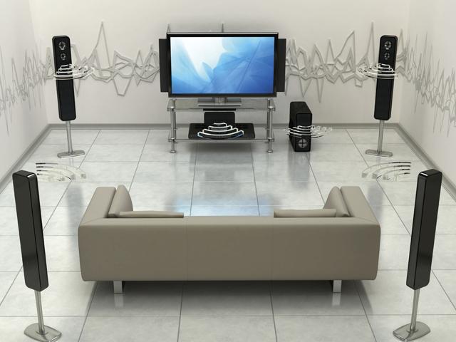 Charlottesville VA Virginia- Home Audio and Living Room Surround Sound
