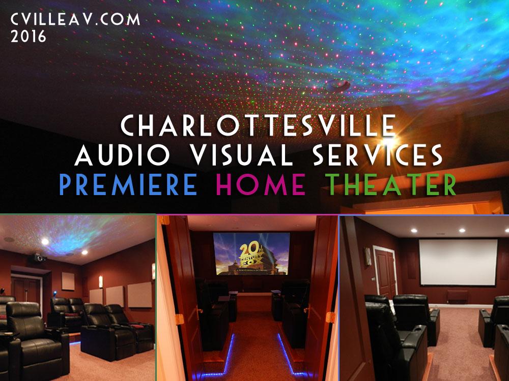 Home Theater Charlottesville, VA Virginia