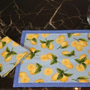 Handmade Placemat & Napkin Sets