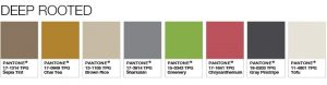 Pantone-Color-of-the-Year-2017-Color-Palette-Deeper Shades Photo provided by Pantone