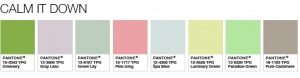 Pantone-Color-of-the-Year-2017-Color-Palette-Pastels Photo provided by Pantone