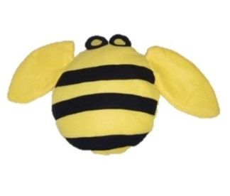 Supreme Accents Buzzby Bee Pillow