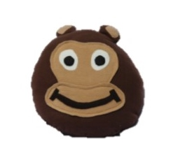 Supreme Accents Marvin the Monkey Pillow