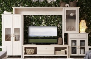 Update your living room-Tidy up and stay organized