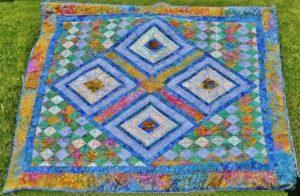 Supreme Accents Kasarna Handmade Quilt