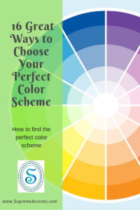 16 Great Ways to Choose Your Perfect Color Scheme