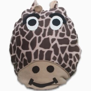 Supreme Accents George the Giraffe Pillow