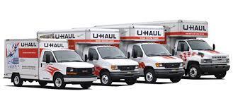UHAUL Rental Cars