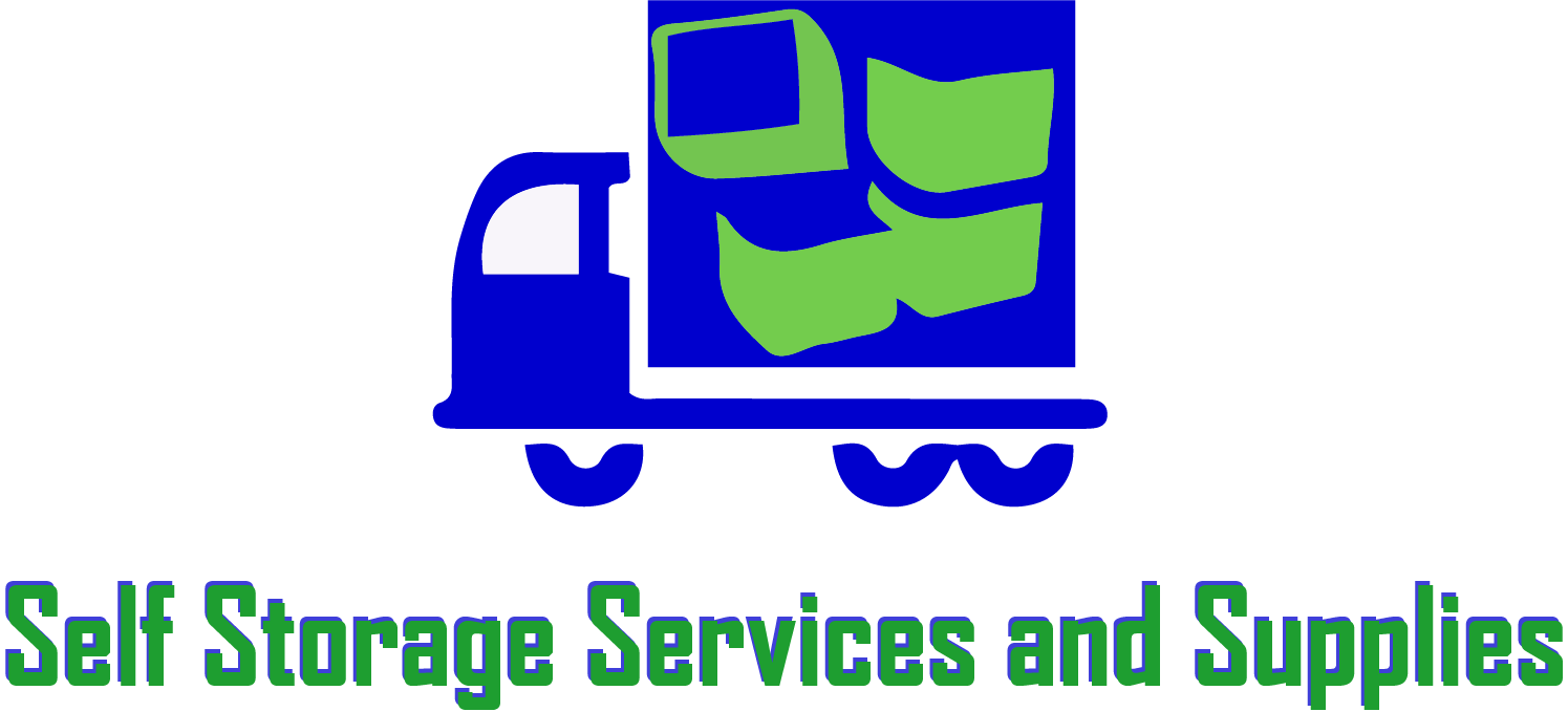 Logo Self Storage Services and Supplies