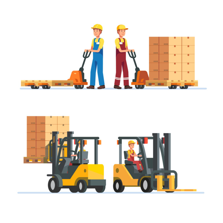 Storing & Moving Supplies