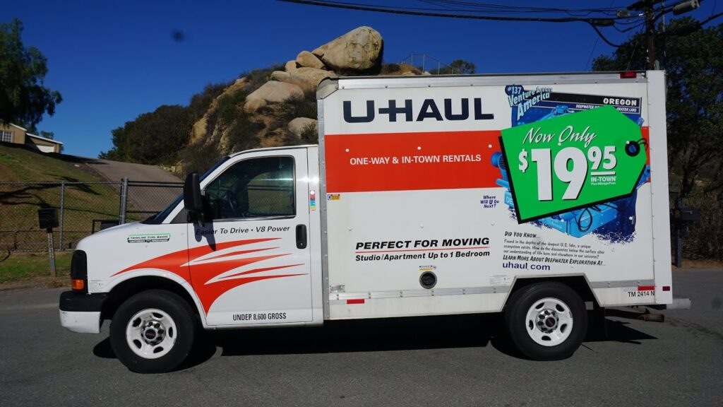 U-haul Image