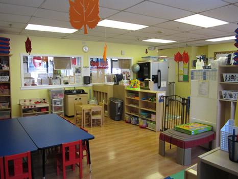 Boston Day Care Main Room