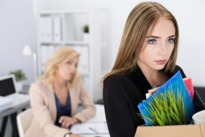 employee being fired