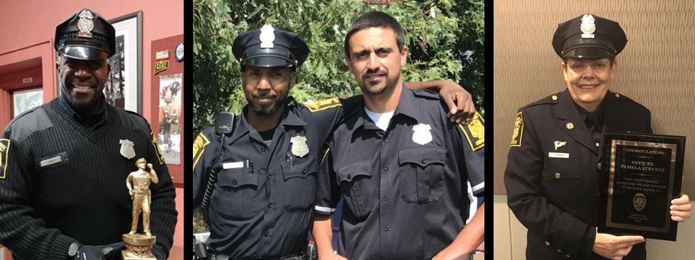 February 2019 Hartford Police Academy Graduation