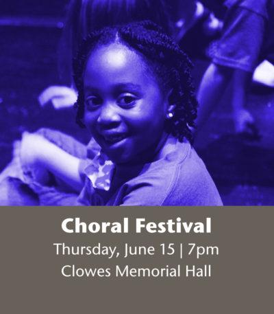 Choral Festival