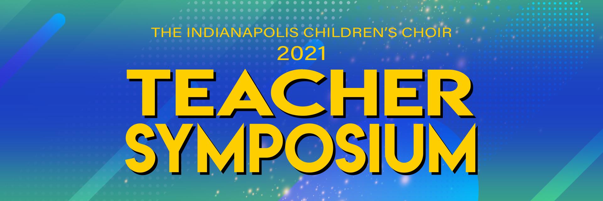 teacher symposium header