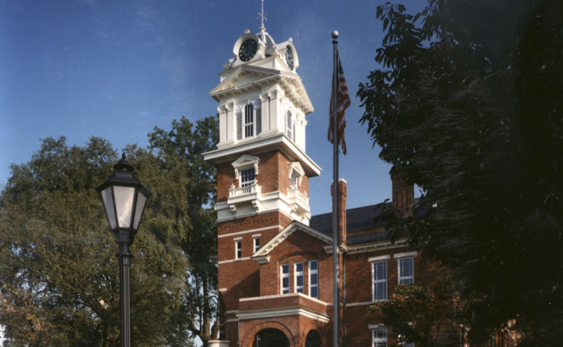 Gwinnett County Courthouse