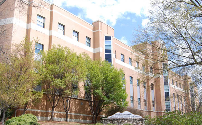 Kennesaw State University Business Admin. – Computer Science Building