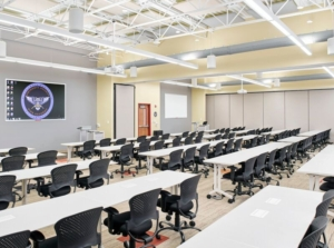 Training Classroom | Gwinnett Fire Training Academy | Cooper & Company General Contractors