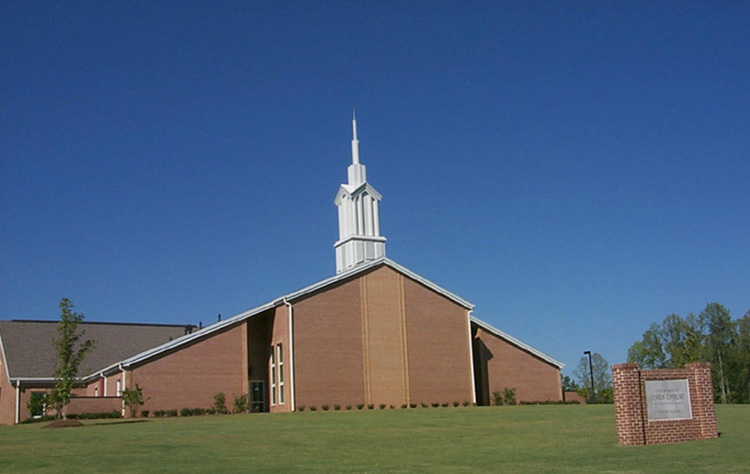 The Church of LDS – Canton Ward