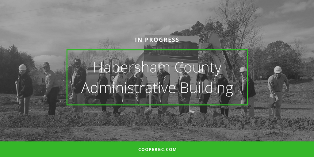 Habersham County Administrative Building | Clarkesville, GA | Cooper and Company General Contracting
