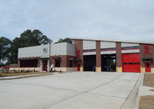 Gwinnett County Fire Station #15 | Scenic Hwy Lawrenceville, GA | Cooper & Company General Contractors