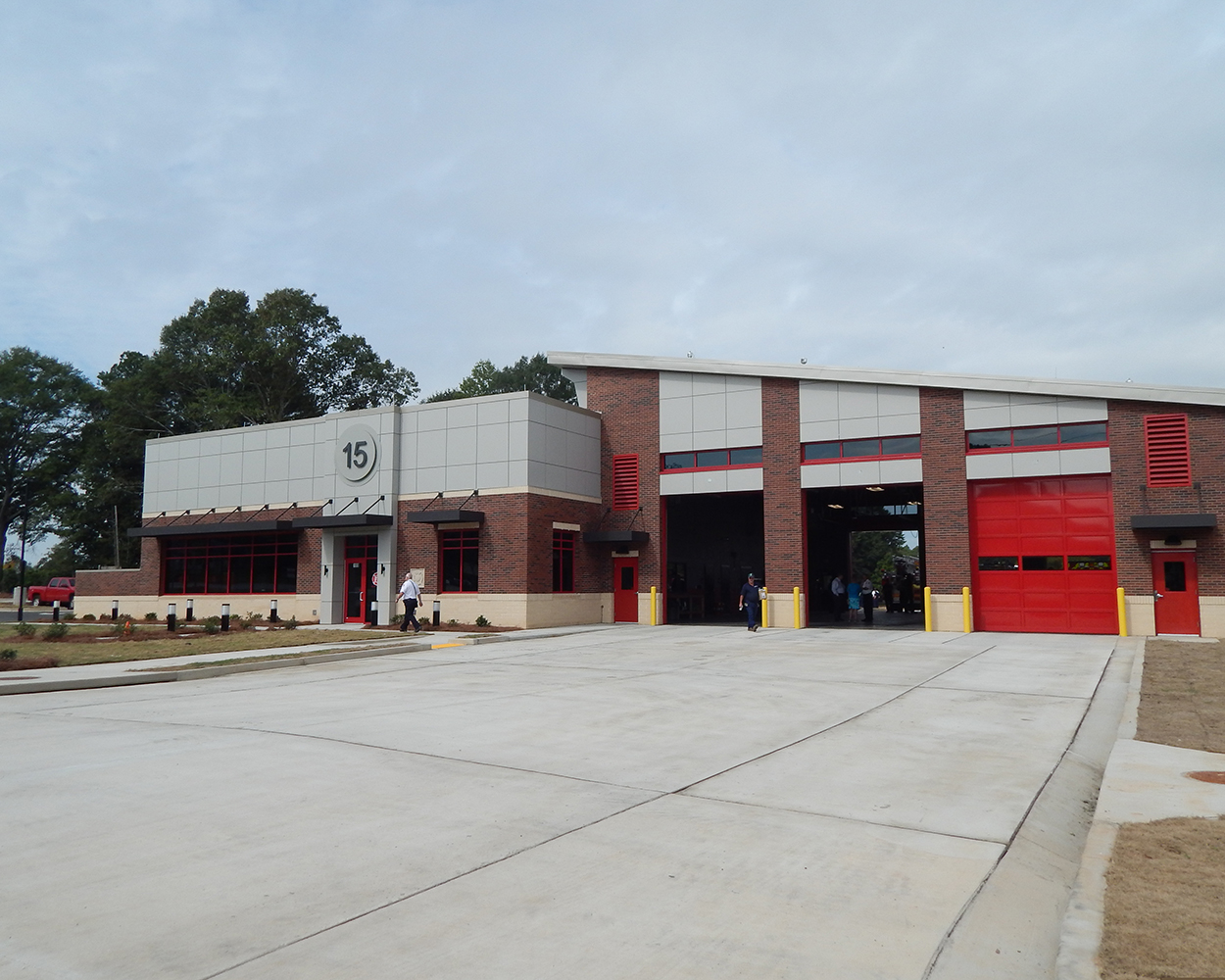Gwinnett County Fire Station #15   Scenic Hwy Lawrenceville, GA   Cooper & Company General Contractors