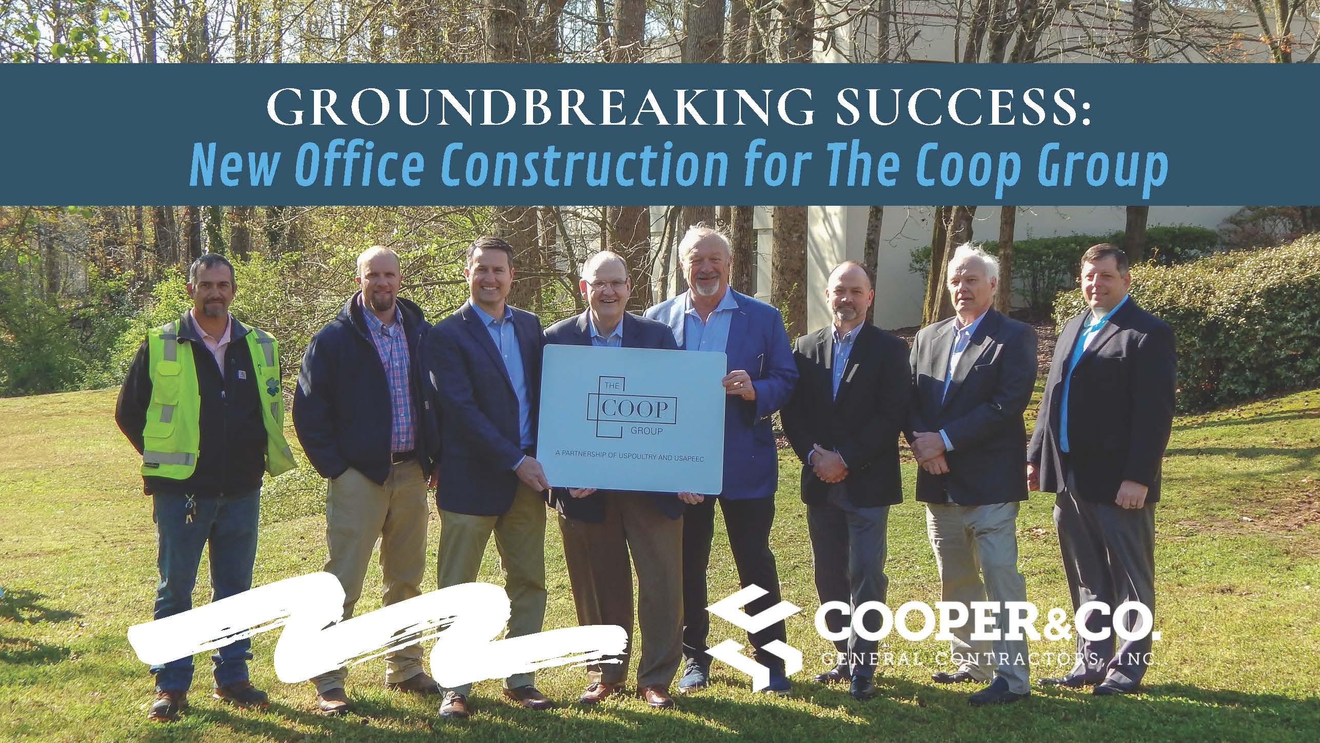 The Coop Group | Tucker, GA | Cooper & Company General Contractors