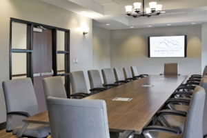 Habersham County Administration Building Conference Room | Clarkesville, GA | Cooper & Company