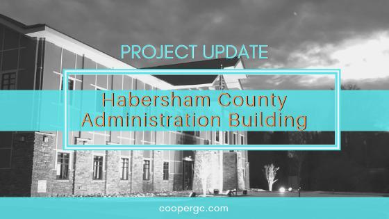 Habersham County Administrative Building   Clarkesville, GA   Cooper & Company General Contractors