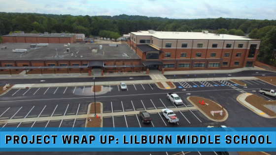 Project Wrap Up: Lilburn Middle School