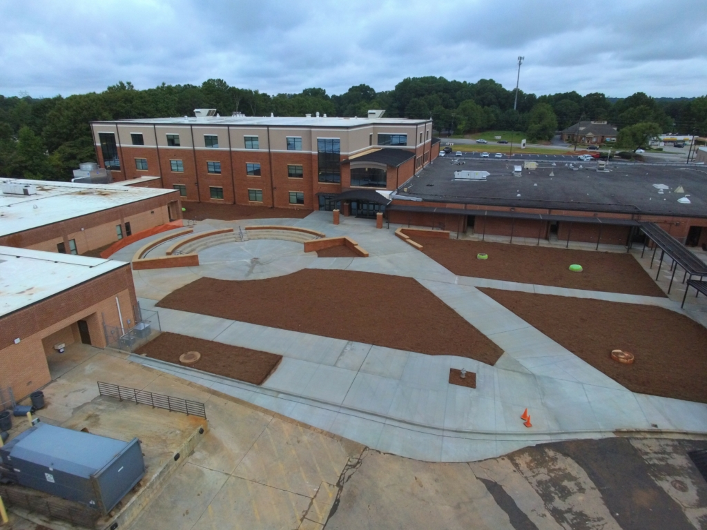 Cooper & Company | Lilburn Middle School Addition
