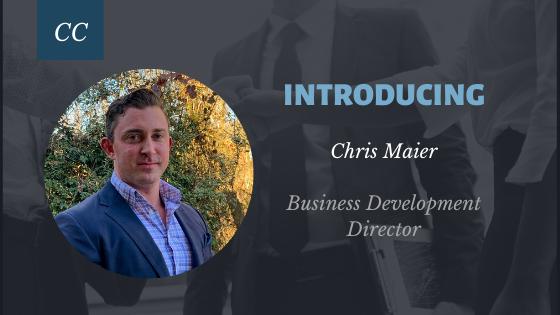 Introducing Chris Maier as Business Development | Cooper & Company General Contractors | Atlanta, GA