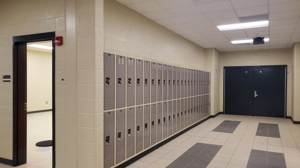 Cooper & Company | West Forsyth High School Hallway