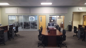 Cooper & Company | Paulding EOC interior