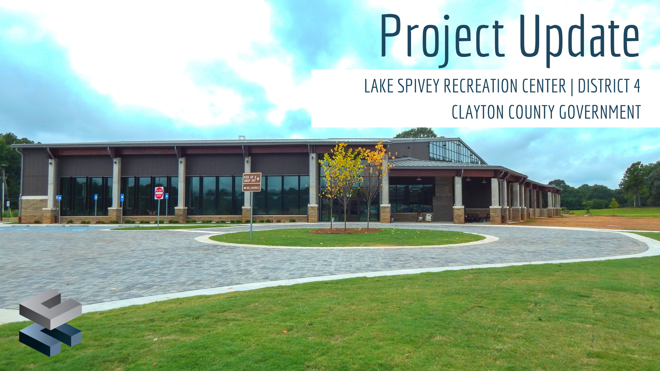 Project Update: Lake Spivey Recreation Center