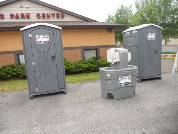 Portable Toilets & Wash Stations
