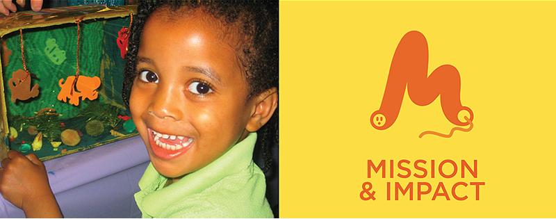 Free Arts Mission & Impact Banner