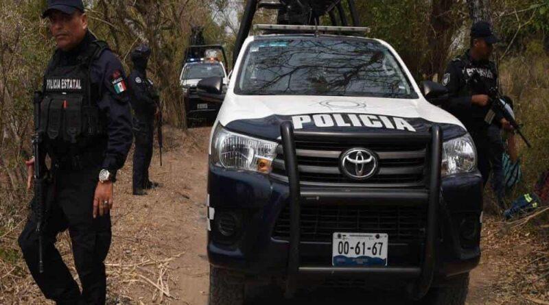 Masacre en Las Choapas, abandonan 12 cuerpos sin vida
