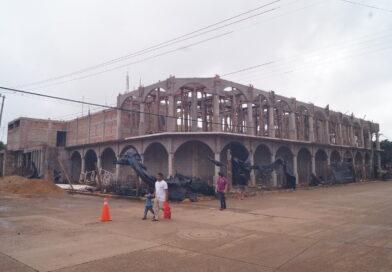 Obras realizadas por el alcalde José Luis González dignifican la vida de los habitantes del municipio de Pajapan