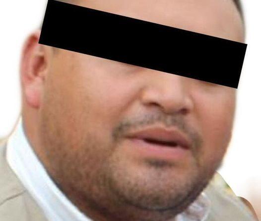 """Capturan a """"Juan Cortés"""", presunto integrante y operador financiero de una estructura criminal"""