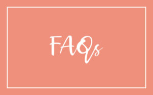 Read our Frequently Asked Questions