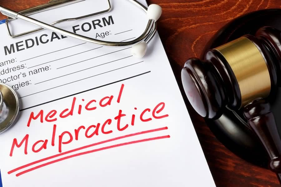 Medical Malpractice Injury Lawyers
