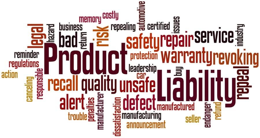 Product Liability - Personal Injury Lawyer