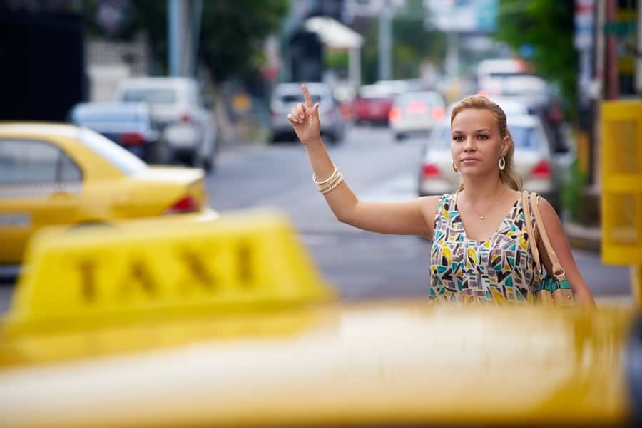 Taxi Accident Injury Attorney