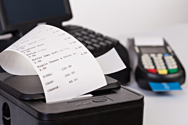Are you a receipt saver? Your old receipts could have FACTA violations